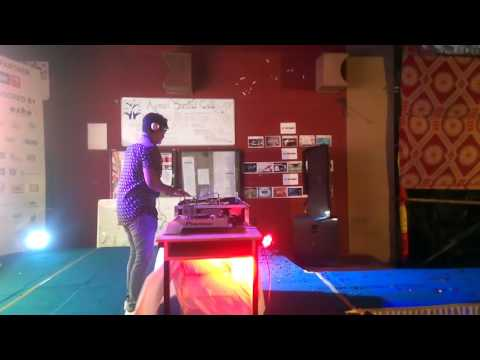 My first dj war in Father Agnels business school vashi/Abstract 2016/2nd place in war of dj