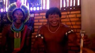 Cacique Anuiá Yawalapiti - Îandé Radiola dos Povos