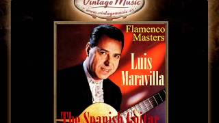 Luis Maravilla & His Spanish Guitar -- Zapateado De La Quica