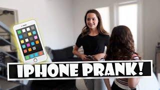 iPhone Prank 📱 (WK 393.4) | Bratayley