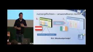 europe-v-facebook.org - Vortrag Uni Linz