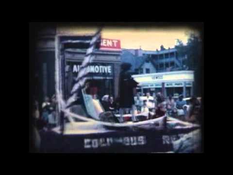 Springfield MA Columbus Day Parade 1965 Part 1