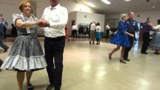 "51 KATHY MAY CUES ""ANSWER ME, MY LOVE"" WALTZ ROUND DANCE"
