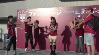 2014.7.26 ファジアーノ岡山vs栃木SC 9:00キックオフ@カンスタ 桃瀬...