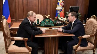 Russian PM Medvedev's resignation was 'clearly planned in advance'