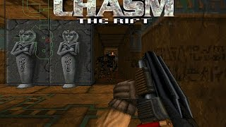 Chasm: The Rift (PC/DOS) 1997, GT Interactive