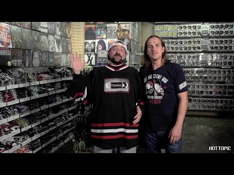 Hot Minute: Kevin Smith & Jason Mewes