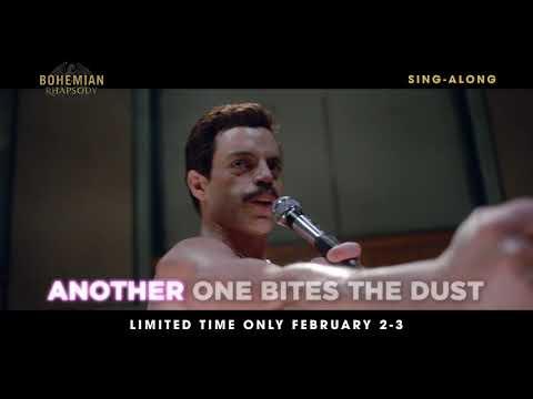 Bohemian Rhapsody Sing along at Deluxe Cinemas