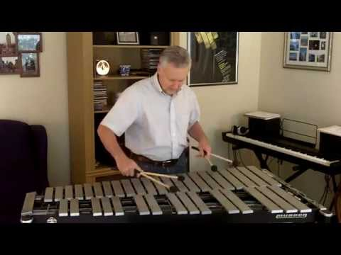 First Song - Ed Saindon Solo Vibraphone