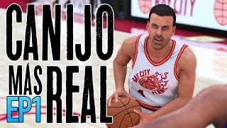 UN VIEJO JOVENZUELO, EL CANIJO MÁS REAL | NBA 2K20 (Ep 1)