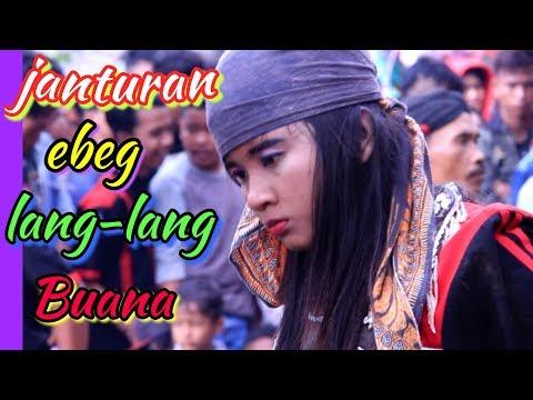 Ebeg Barongan Lang-lang Buana Tarian Dan Wuruan