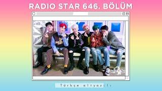 EXO - Radio Star 646. Bölüm [Türkçe Altyazılı]