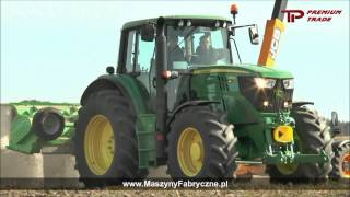 Premium Trade John Deere DEMO TOUR Testy Pokazy Ciągników Rolniczych i Maszyn