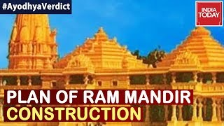 Ayodhya Verdict:  Here's An Insight On How Ram Mandir Would Look Like | Watch