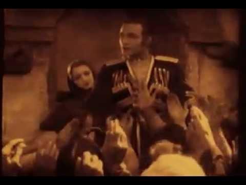 THE EAGLE (1925) -- Rudolph Valentino, Vilma Banky
