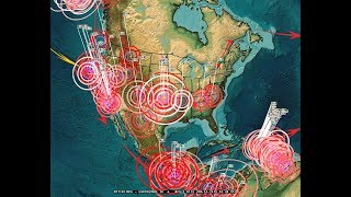 6/15/2018 -- United States Earthquake problem -- Pumping operations across the nation begin moving