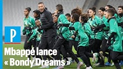 Nike crée une collection de vêtements dédiée Kylian Mbappé et Bondy