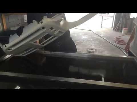 Hydro Dipping Dashboard