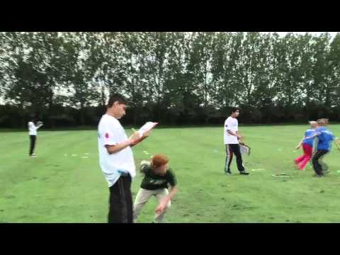 Leicester-Shire & Rutland School Games Super-Series Final - Tri-Golf