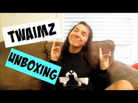 TWAIMZ SWEATER UNBOXING - YouTube