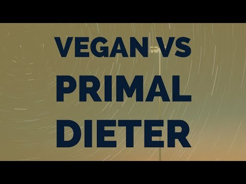 DEBATE : VEGAN VS MEAT EATER - LOGAN VS CHRIS