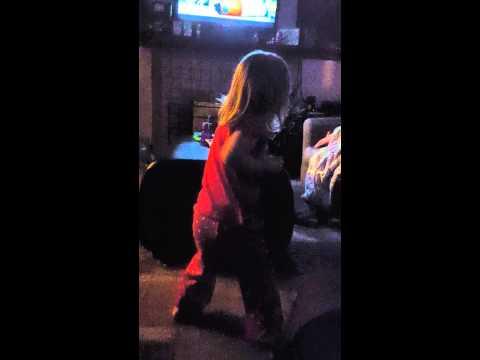 Anna at Club Westside