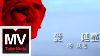湯薇恩 Chriz Tong【愛蔓延】HD 高清官方完整版 MV