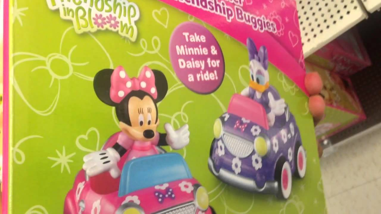 minnie mouse bow-tique flower friendship buggies with daisy duck ... - Cucina Fisher Price
