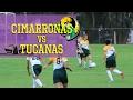 Cimarronas (UABC) vs Tucanas (UQROO) UNIVERSADA NACIONAL UDG 2016