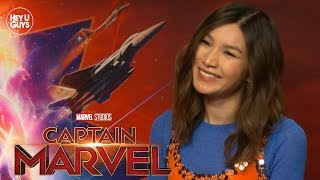 Gemma Chan, Anna Boden & Ryan Fleck on Captain Marvel - the future of MCU