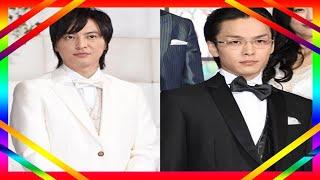 俳優の塚本高史と中村倫也が22日、東京・六本木のテレビ朝日で。われた...