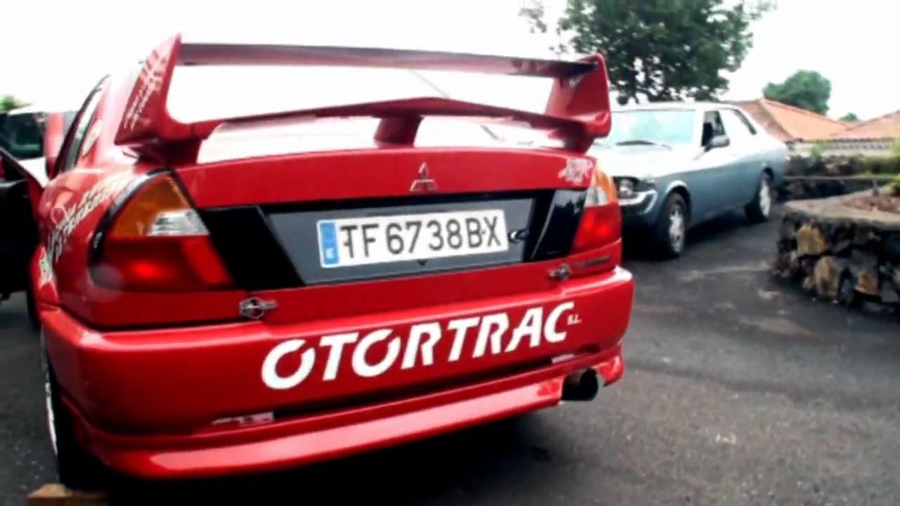 Mitsubishi Carisma Gt Evo Vi Rallye Hd Youtube