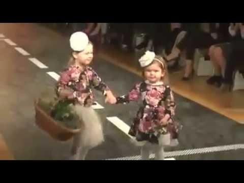 LUXURY MINI MODEL AGENCY - Prezentarea Colecţiei Miss VIVIEN La Evenimentul MOLDOVA FASHION DAYS