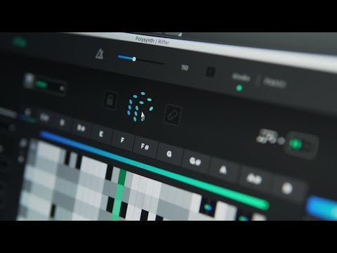 Stuck for ideas? Audiomodern's Riffer can create melodies, basslines and beats for you