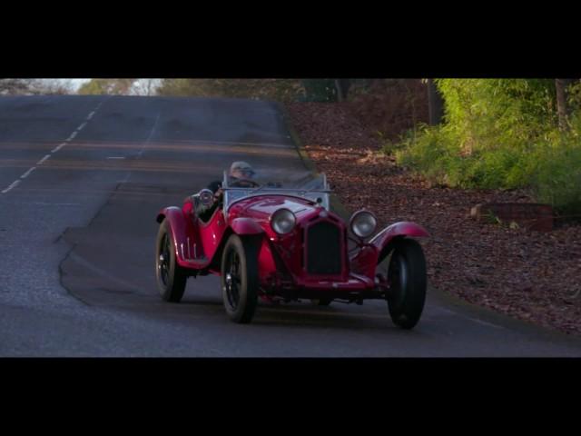 1931 Alfa Romeo 8C 2300 Zagato Spider - FISKENS
