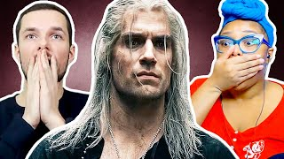 """Download Fans React to The Witcher Season 1 Episode 1: """"The End's Beginning"""""""