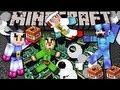 Minecraft: Arcade Game - BOMBER MAN