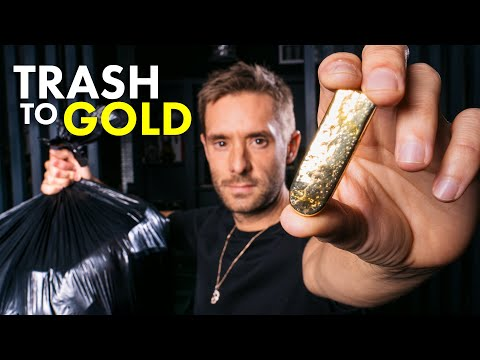 I Turn My Trash To Gold
