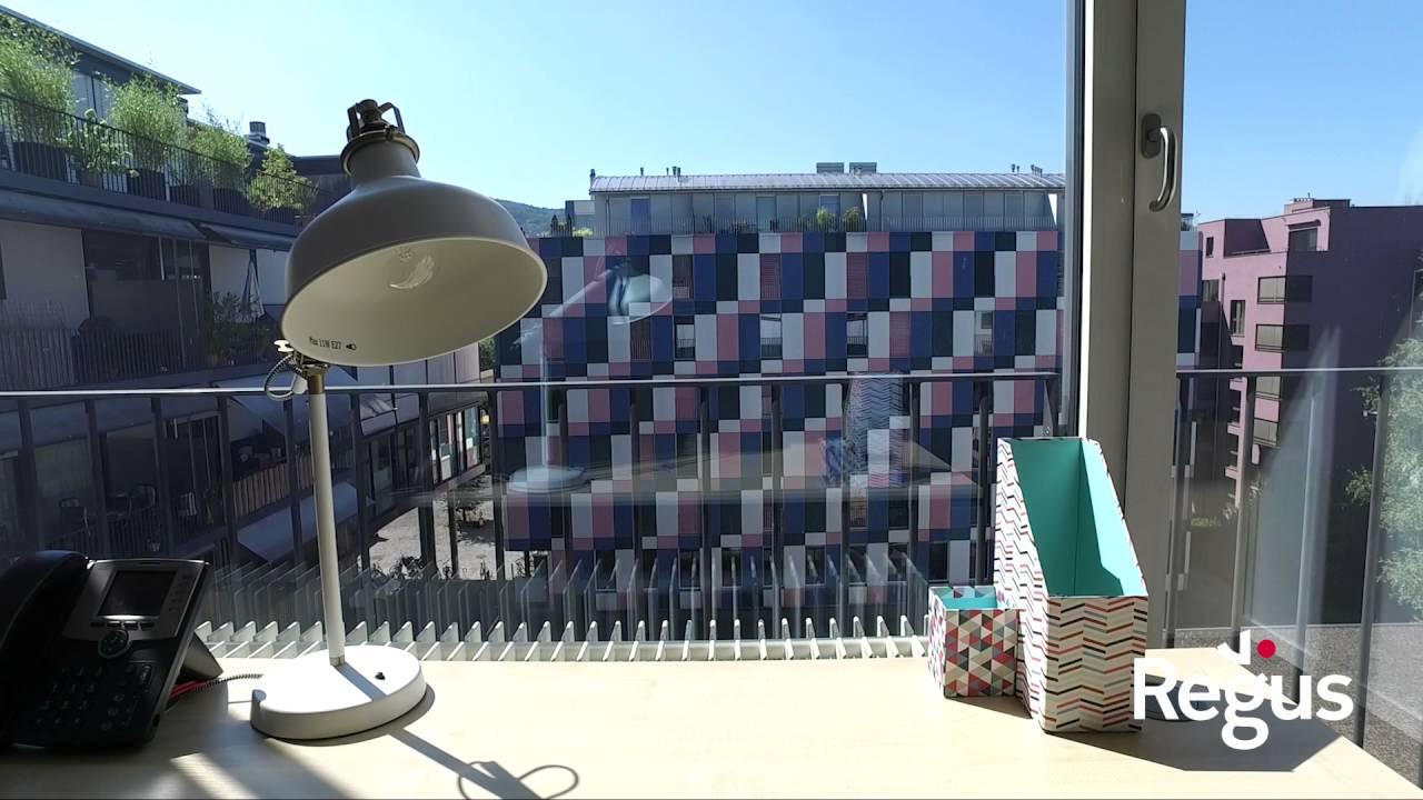 Virtual tour - Regus Zurich City West business centre