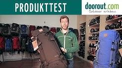 Rucksack Test - Produkttest Fjällräven Kajka Trekkingrucksack
