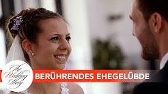 Hochzeitsfilm: Unglaublich schönes Eheversprechen auf einer Hochzeit in Hamburg
