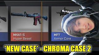 15 NEW CHROMA 2 CASES - CS:GO Case Opening - New Chroma 2 Cases