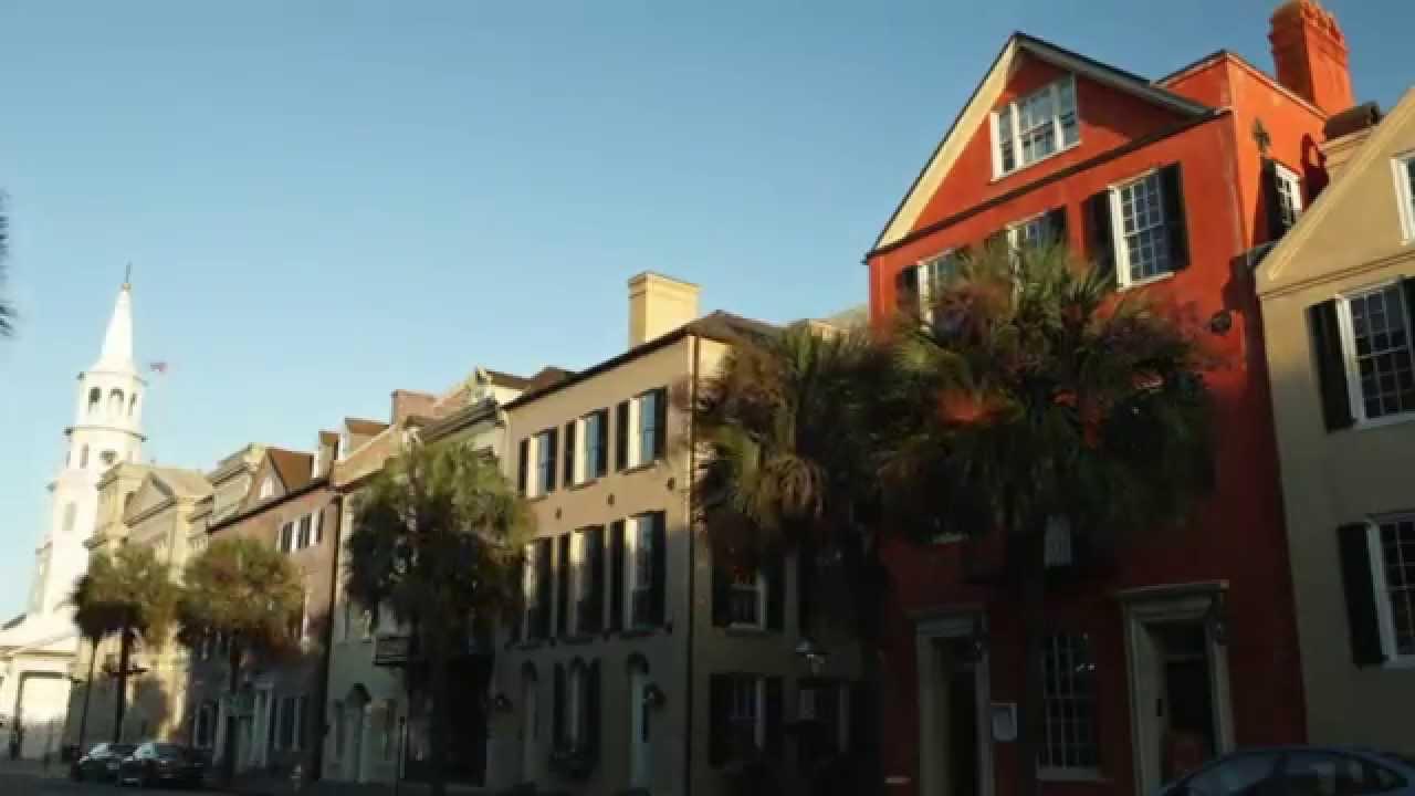 The Spectator Hotel Charleston S C Youtube