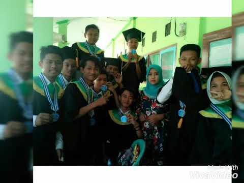 Perpisahan SMP Ma'arif Bongas Angkatan Ke-13