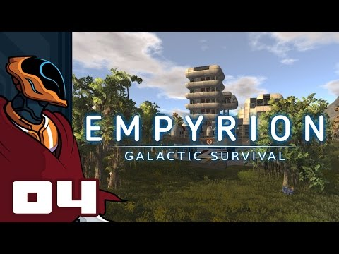 Let's Play Empyrion: Galactic Survival - Gameplay Part 4 - Ain't No Silicon Valley