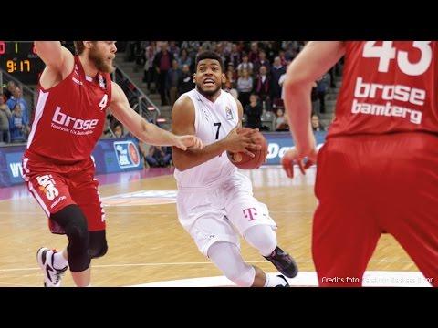 Highlights Telekom Baskets Bonn vs Brose Bamberg