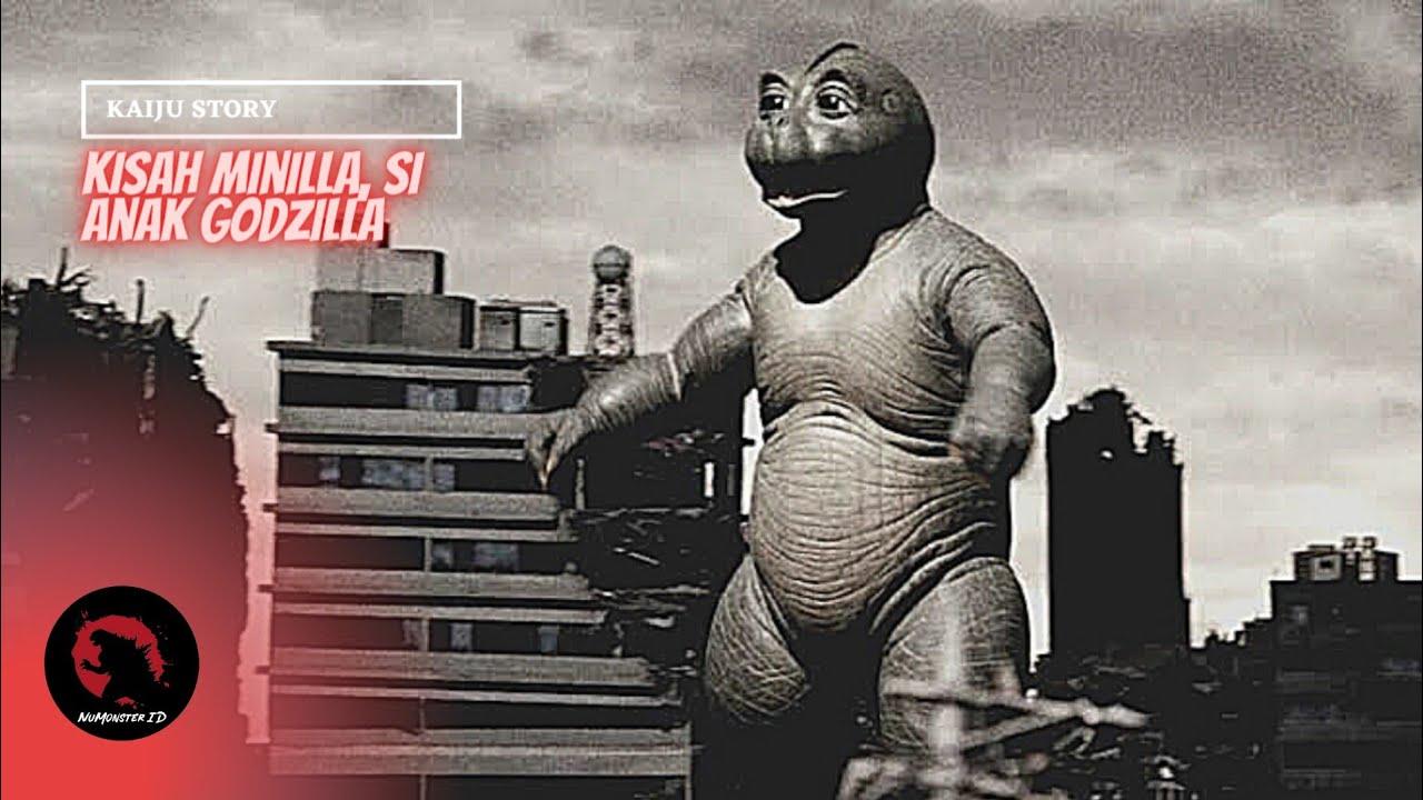 Kisah Minilla - Baby Godzilla - Episode 22
