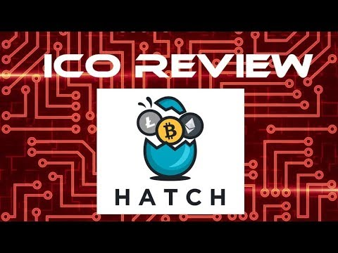 ENGINEERS IN CRYPTO?? - Hatch ICO Review