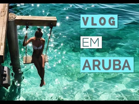 Férias em Família - Vlog em Aruba   Mari Sampaio