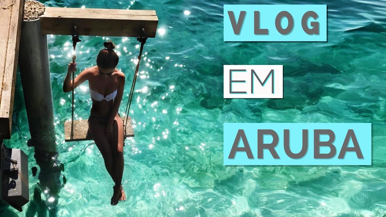 Férias em Família - Vlog em Aruba | Mari Sampaio